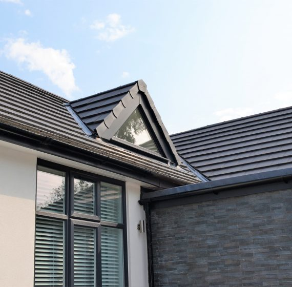 extension renovation roof